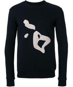 Dressedundressed | Embroidered Sweatshirt Mens Size 3 Cotton