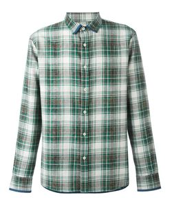 Al Duca D'Aosta | 1902 Checked Shirt Mens Size Xl Cotton