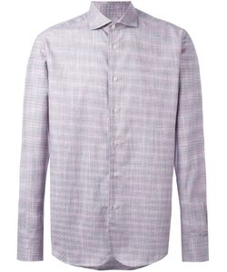 Al Duca D'Aosta | 1902 Checked Shirt Mens Size Small Cotton