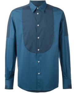 Al Duca D'Aosta | 1902 Paneled Shirt Mens Size Small Cotton