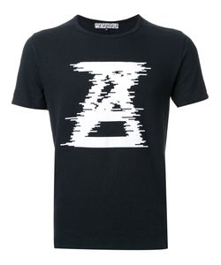 Anrealage | Logo Print T-Shirt Mens Size 46 Cotton