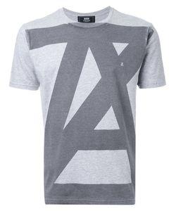 Anrealage | Oversized Logo T-Shirt Mens Size 48 Cotton