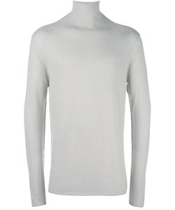 Transit | Turtleneck Pullover Mens Size Small Cashmere