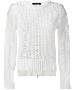 Unconditional | Cable Knit Jumper Womens Size Medium Cotton