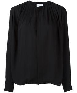 Comme Des Garçons Noir Kei Ninomiya | Pleated Detail Blouse Womens Size