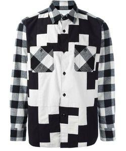 Ganryu Comme Des Garcons | Checked Shirt Mens Size 48 Cotton