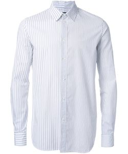 Dressedundressed | Pinstriped Shirt Mens Size 4 Cotton
