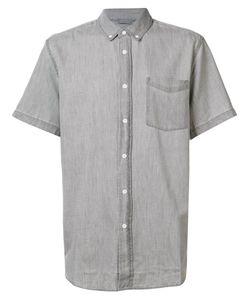 Saturdays Surf Nyc   Short Sleeve Shirt Mens Size Large Cotton