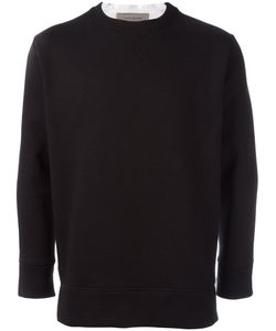 Casely-Hayford | Shirt Back Sweatshirt Mens Size Small Cotton/Polyester