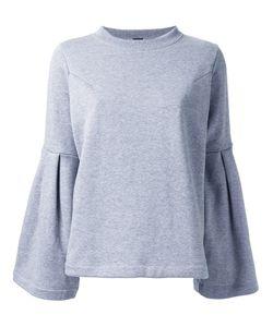 Mihara Yasuhiro   Miharayasuhiro Bell Sleeve Sweatshirt Womens Size 38 Cotton