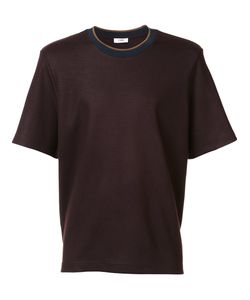 Cmmn Swdn | Round Neck T-Shirt Mens Size Large Wool