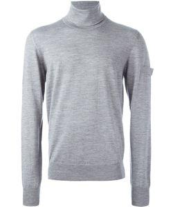 Oamc | Turtleneck Jumper Mens Size Small Virgin Wool/Viscose/Polyamide