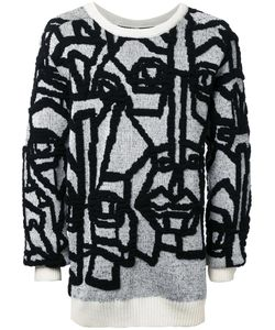 Strateas Carlucci | Imago Jumper Adult Unisex Size Small Wool