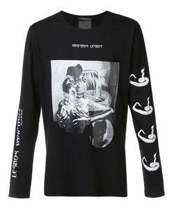 Siki Im | Vampyros Lesbos Print T-Shirt Mens Size Large Cotton