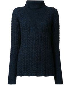 08Sircus | Cable Knit Jumper Womens Size 1 Nylon/Mohair/Wool