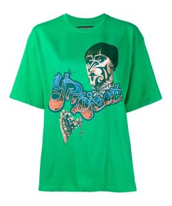 Y / Project   Printed T-Shirt Womens Size Xs Cotton