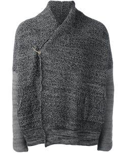 Daniel Andresen | Knautia Cardigan Mens Size Large Linen/Flax/Virgin Wool