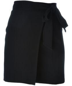 Moschino Vintage | Wrap Mini Skirt Womens Size 42