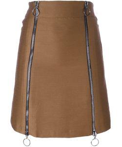 Etienne Deroeux | Leona Skirt Womens Size 38 Bemberg/Acetate/Silk/Wool