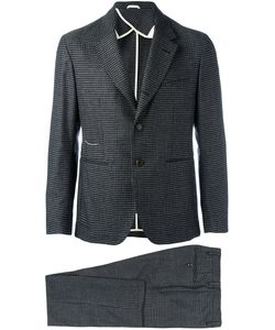 Al Duca D'Aosta | 1902 Patterned Two Piece Suit Mens Size 50
