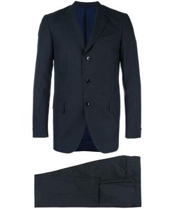 Mp Massimo Piombo | Fleece Two Piece Suit Mens Size 48