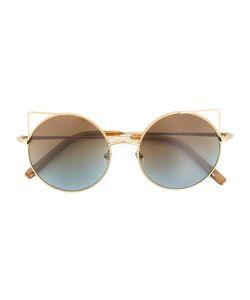 Linda Farrow Gallery   122 Sunglasses Womens Metal Other