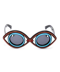 Linda Farrow Gallery   Yazbukey 2 Sunglasses Womens Acetate