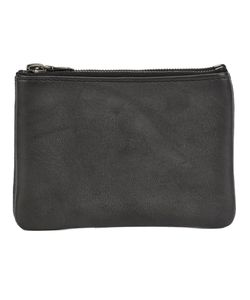 Isaac Reina | Revolving Double Pocket Pouch Adult Unisex Calf Leather