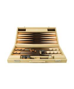 L'Eclaireur | Backgammon Set White