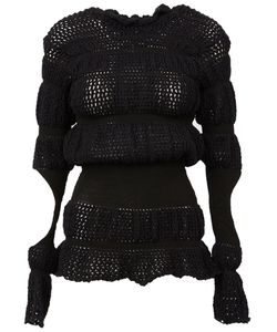 Helen Lawrence | Knitted Cut-Out Sweater