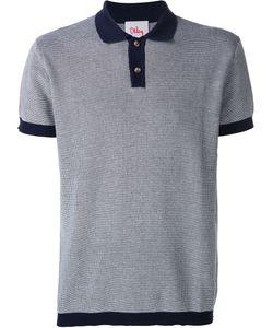 Orley | Contrast Collar Polo Shirt