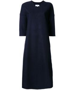 Studio Nicholson | V-Neck Dress Womens Size 1 Polyamide/Cashmere/Virgin Wool