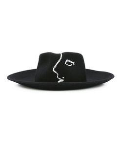 Celine Robert | Lanine Hat Womens Size Medium Wool Felt