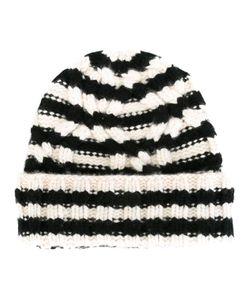 Warm-Me | Duma Stripe Beanie Womens Cashmere