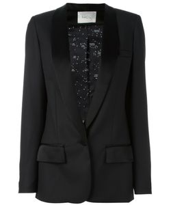 Racil | Hercules Blazer Womens Size 42 Wool/Triacetate/Polyester/Viscose