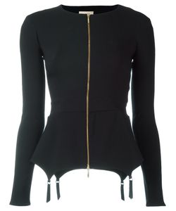 Murmur   Fold Blouse Womens Size 36 Viscose/Nylon/Spandex/Elastane/Rayon