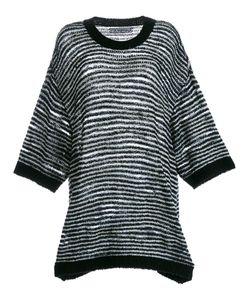 Anrealage | Oversized Jumper Womens Acrylic/Nylon/Wool/Alpaca