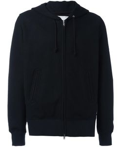 Ganryu Comme Des Garcons | Zipped Hoodie Mens Size Small Cupro/Wool/Cotton/Polyurethane