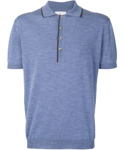 Orley | Tipped Trim Polo