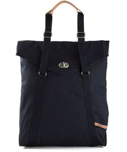 Qwstion | Buckled Tote