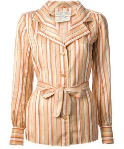 Emanuel Ungaro Vintage | Striped Shirt