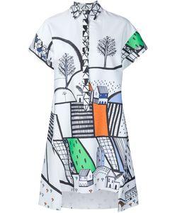 Novis | Graphic Print Dress