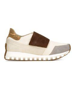 Rombaut   Single Strap Running Sneaker