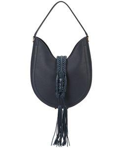 Altuzarra | Ghianda Hobo Shoulder Bag Womens Leather/Linen/Flax