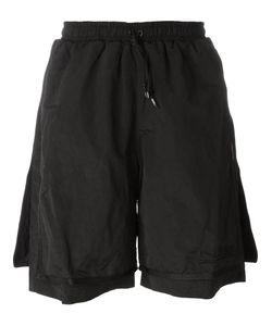 Nasir Mazhar | Layered Shorts