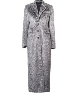 Y / Project   Textu Single Breasted Coat Womens Size 40