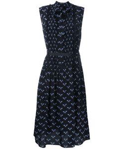 Markus Lupfer | Bumble Bee Print Shirt Dress Womens Size Medium