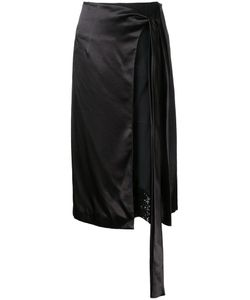 Toga | Wrapped Skirt Womens Size 36 Rayon/Acetate