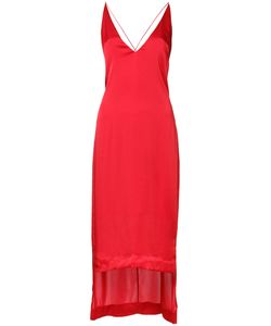 Dion Lee | V-Neck Cami Dress Womens Size 8 Polyester