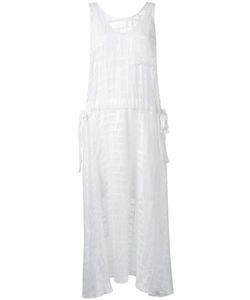 GINGER & SMART | Gravitate Sleeveless Dress Womens Size 8 Silk/Cotton